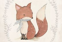 Fox nursery