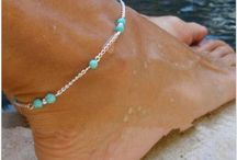 FREE Unique Turquoise Bead Anklet - Just Pay Shipping!