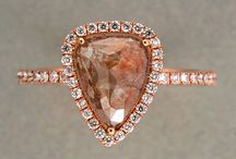 Chocolate/Brown Diamonds / by Peter Suchy Jewelers