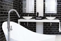#VictorianEra / The Victorian era, a period of peace, prosperity and romance is famous for its bathrooms that featured baths and checkerboard floors.