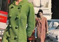 šaty 1960 - 1970