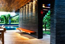 Courtyards: Modern