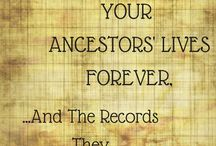 Who's your daddy's daddy and genealogy resources