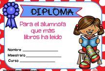 Educación diplomas