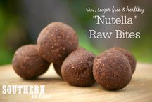 Rawbites / Bite-sized raw healthy goodness!