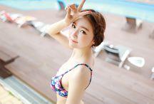 Korean bikini / 水着
