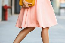 With Chic Skirt