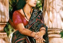 india paintings of long ago