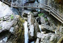 hiking europe