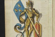 Kostýmy Das Sächsische Stammbuch 1545