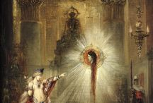 Gustave Moreau and redon