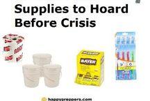 Disaster preparedness