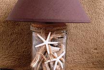 γυαλες φωτιστικά-πορτατίφ από θαλασσοξυλα.driftwood Lamp / γυαλες φωτιστικά-πορτατίφ από θαλασσοξυλα (ξύλα θάλασσας)