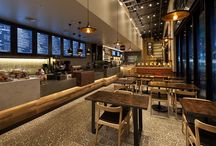 Aion LED Restaurant Installations / Restaurant Installations featuring Aion LED systems