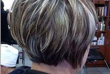 new hair Sept 2017