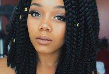 Simone hair