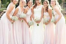 Bridesmaids / your maids and you