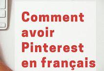 pinterest en francais