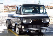 Cool trucks / by Kevin Terry