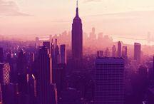 NEW YORK CITY / NYC Baby! / by Ali Wratten