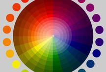 Color Wheel My World