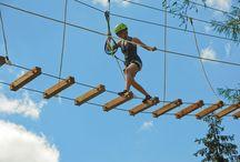 XP Abenteuerpark / Action und Spaß im Abenteuer und Erlebnispark Pitztal