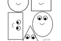 shapes şekiller