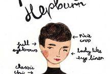 Audrey Hepburn Wedding Inspiration