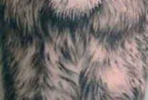 tatoo de leones