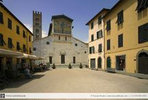 Visiting Lucca in Tuscany