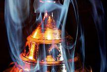 Hemp, Hookahs and Incense