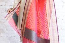 Dupattas  stoles n shawls / by Nimu satish