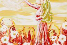 """Art"" of Healing / Beautiful, emotional pieces of art"