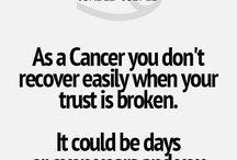 Cancerian Women / Zodiac quotes that describe me.