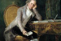 Escritores y escritoras / Hombres y mujeres que hacen o hicieron literatura.