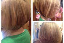 Hair styles/ideas for Robin / Needing a cute short haircut for my little girl