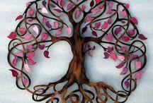 strom malby