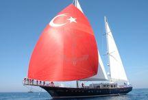 LE PIETRE / #gulet, #yacht, #bluevoyage, #yachtcharter, www.cnlyacht.com