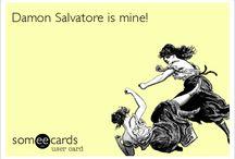 Damon Salvatore ♡♡♡