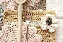 Knit and crochet / by Amy Maciel