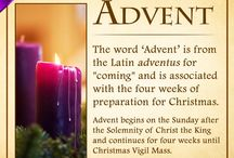 Preparing for Christmas-Advent!