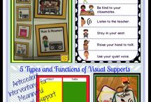 Using visuals in the classroom