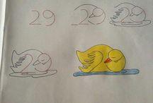 Çocuklar için çizim