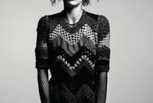 crochet fabrics / Tessuti