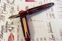 Fountain Pen Reviews