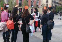 Despedida soltera Madrid - gymkanas / Organizatudespedida  ofrece las gymkanas mas divertidas y originales para despedidas de soltera en Madrid