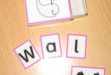 Buchstaben spielerisch lernen