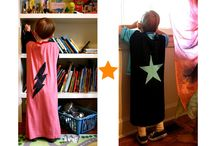 superheroes to the rescue! / all do it yourself & dress up ideas for little superheroes :)