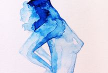 Drawing / Aquarel