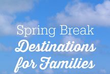 U.S. Destinations for Families / Ideas for travel around the U.S. with kids